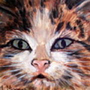 curious George Art Print