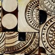 Curvatures Art Print