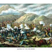Custer's Last Stand Art Print