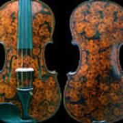 Custom Gliga Viola Art Print