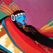 Custom Kachina Art Print
