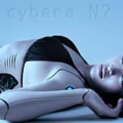 Cybera N7 Art Print