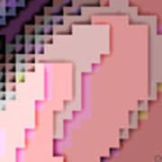 Cyberstructure 4 Art Print