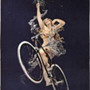 Cycles Sirius - Paris 1899 Art Print