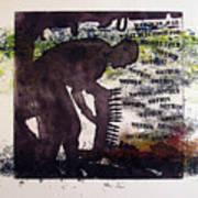 D U Rounds Project, Print 5 Art Print