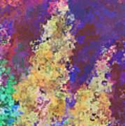 Dabble Flowers Art Print