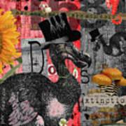 Dada Dodos Art Print