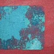 Daily Abstraction 218022001b Art Print
