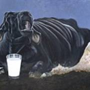 Dairy Is A Mother's Tears Art Print
