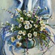 Daisies Art Print by Tigran Ghulyan