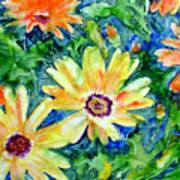 Daisy May Art Print