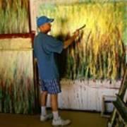 Dale Painting Art Print