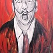 Dali In Hell Art Print