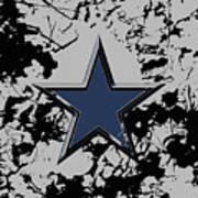 Dallas Cowboys 1b Art Print