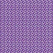 Dalmatian Pattern With A White Background 30-p0173 Art Print