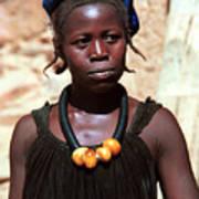 Damasongo 1987 Art Print