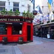 Dame Tavern Art Print