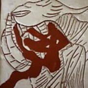 Dance - Tile Art Print