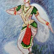 Dance 2 Art Print