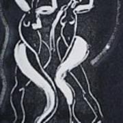 Dance IIi Art Print