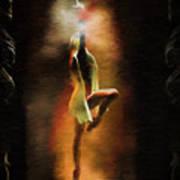 Dance Macabre Art Print
