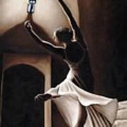 Dance Seclusion Art Print by Richard Young