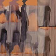 Dance Troupe No 1 Art Print