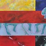 Dancefloor Art Print