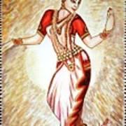 Dancer 1 Art Print