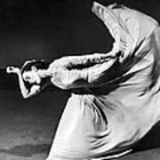 Dancer Martha Graham Art Print