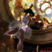 Dancer Art Print by Monroe Snook