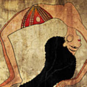 dancer of Ancient Egypt Art Print