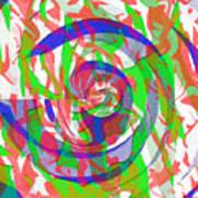 Danceyflam Art Print