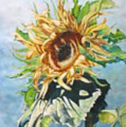Dancing In The Sun  Art Print