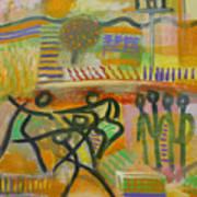 Dancing Art Print