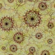 Dandelion Nosegay Art Print
