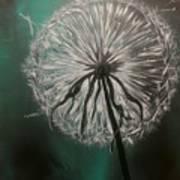 Dandelion Phatansie Art Print
