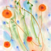 dandelion. 18 May, 2015 Art Print