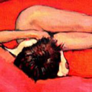 'danica' Art Print