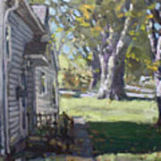 Daniel's House In Bloomington Mn Art Print