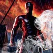 Daredevil Collection Art Print
