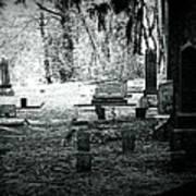 Dark As The Grave Art Print