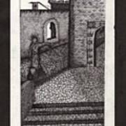 Darkness II Art Print