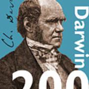 Darwin 200 Art Print