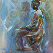Dashiki Art Print