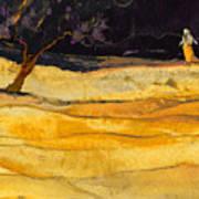 Date In The Night Art Print