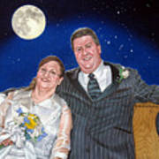 Dave And Sue Art Print