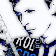 David Bowie Ground Control To Major Tom Art Print