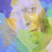 David Bowie Art Print by Naxart Studio