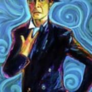 David Bowie Art Print